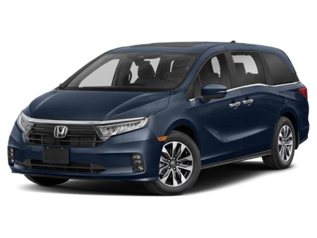 2021 Honda Odyssey EX-L EX-L Auto Regular Unleaded V-6 3.5 L/212 [2]