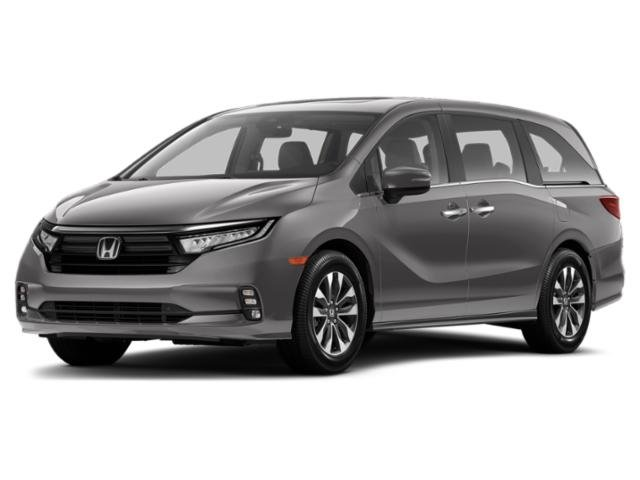 2021 Honda Odyssey EX-L EX-L Auto Regular Unleaded V-6 3.5 L/212 [5]