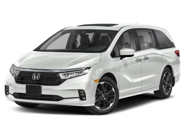 2021 Honda Odyssey EX-L EX-L Auto Regular Unleaded V-6 3.5 L/212 [9]
