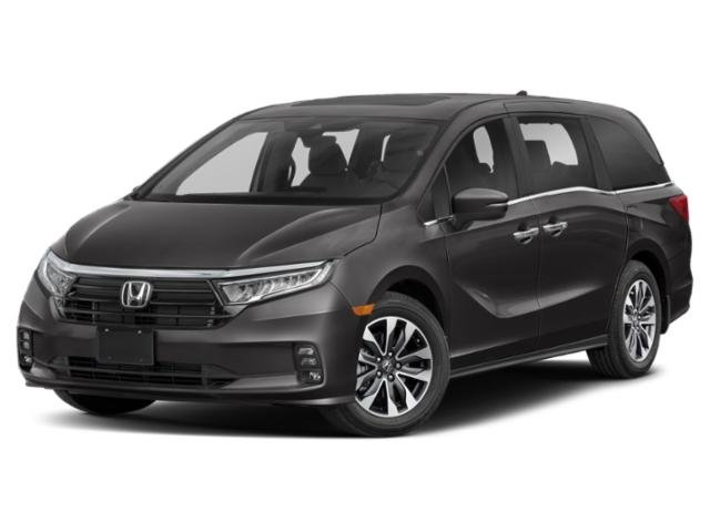2021 Honda Odyssey Touring Touring Auto Regular Unleaded V-6 3.5 L/212 [0]