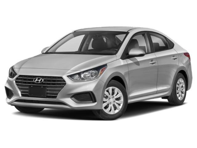 2021 Hyundai Accent Limited Limited Sedan IVT Regular Unleaded I-4 1.6 L/98 [18]