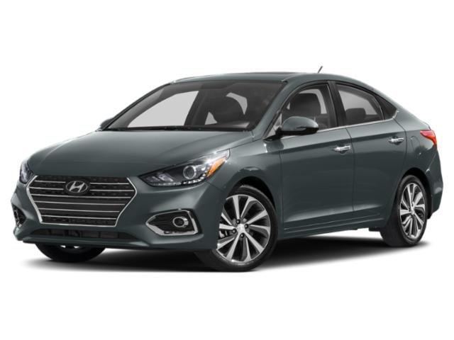 2021 Hyundai Accent Limited Limited Sedan IVT Regular Unleaded I-4 1.6 L/98 [0]