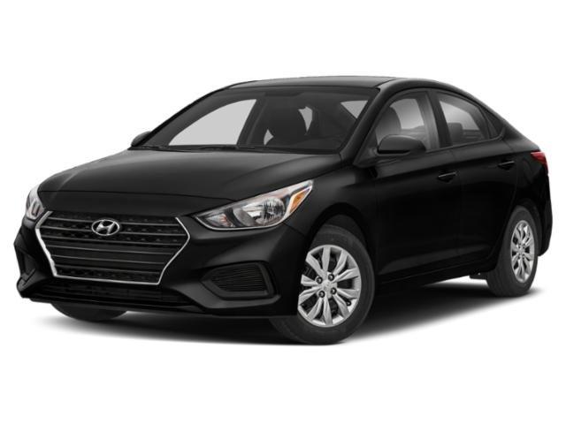 2021 Hyundai Accent SE SE Sedan IVT Regular Unleaded I-4 1.6 L/98 [1]