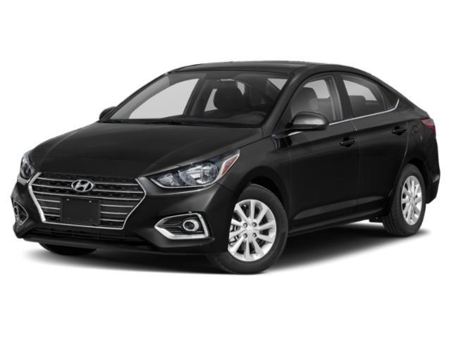 2021 Hyundai Accent SEL SEL Sedan IVT Regular Unleaded I-4 1.6 L/98 [8]