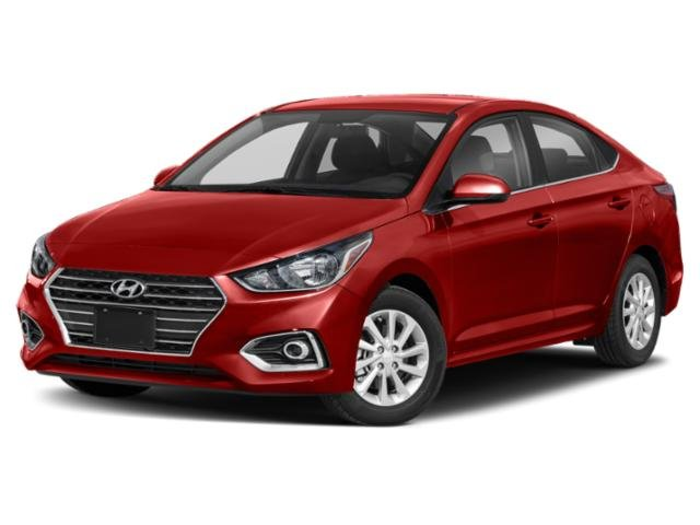 2021 Hyundai Accent SEL SEL Sedan IVT Regular Unleaded I-4 1.6 L/98 [16]