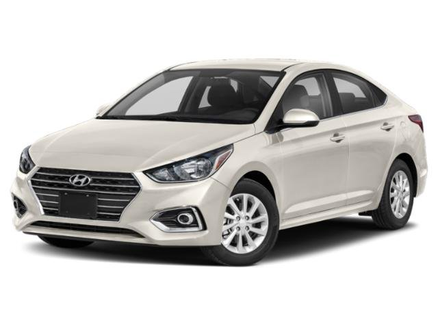 2021 Hyundai Accent SEL SEL Sedan IVT Regular Unleaded I-4 1.6 L/98 [12]