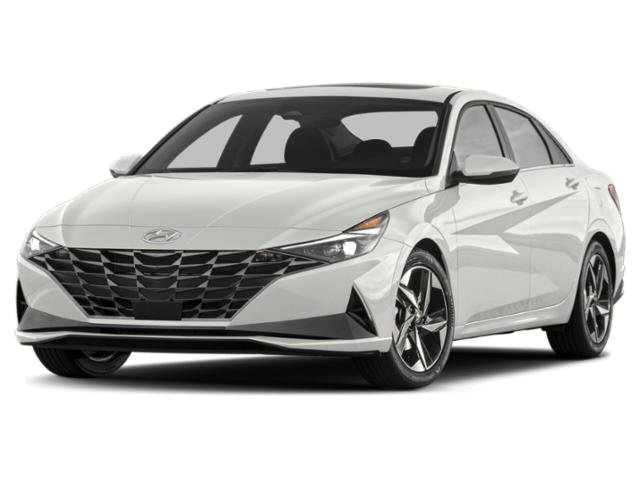 2021 Hyundai Elantra Limited Limited IVT SULEV *Ltd Avail* Regular Unleaded I-4 2.0 L/122 [1]