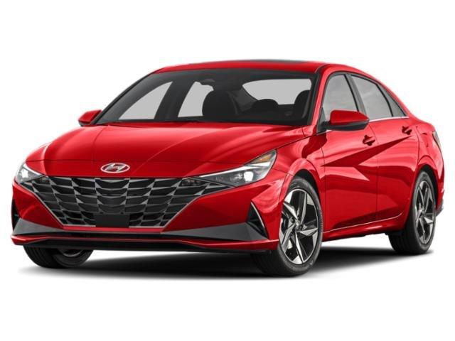 2021 Hyundai Elantra SEL SEL IVT SULEV *Ltd Avail* Regular Unleaded I-4 2.0 L/122 [3]