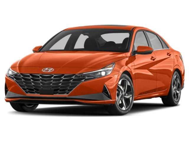 2021 Hyundai Elantra Limited Limited IVT SULEV *Ltd Avail* Regular Unleaded I-4 2.0 L/122 [5]
