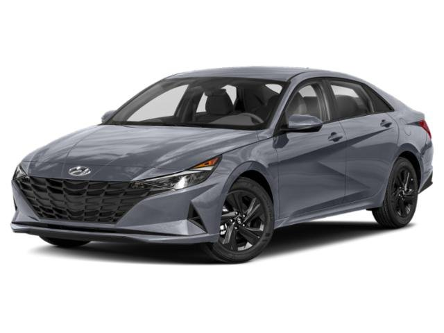 2021 Hyundai Elantra SEL SEL IVT Regular Unleaded I-4 2.0 L/122 [25]