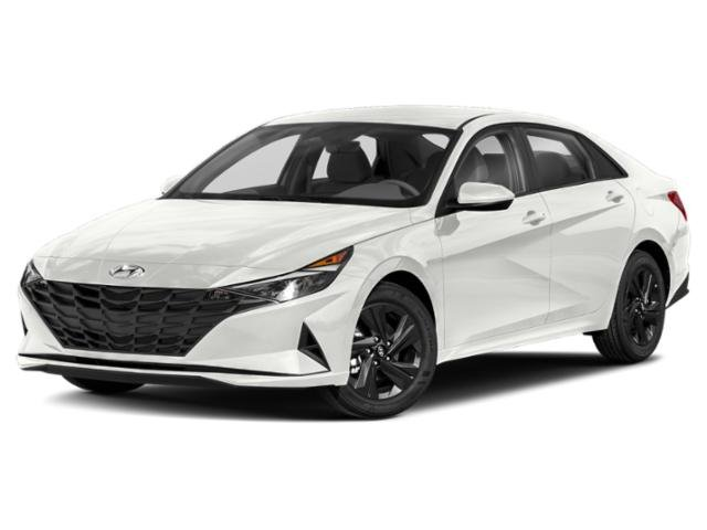 2021 Hyundai Elantra SEL SEL IVT SULEV *Ltd Avail* Regular Unleaded I-4 2.0 L/122 [38]