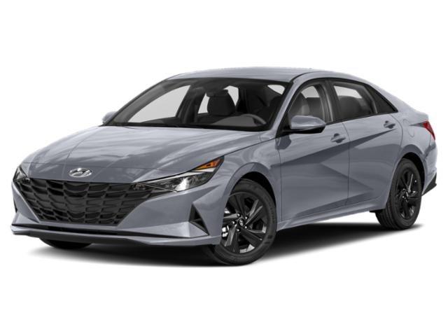 2021 Hyundai Elantra SEL SEL IVT Regular Unleaded I-4 2.0 L/122 [10]