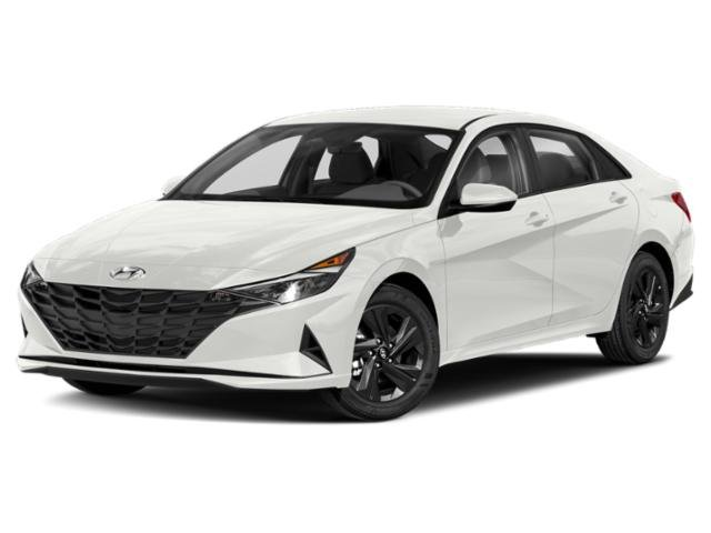 2021 Hyundai Elantra SEL SEL IVT SULEV *Ltd Avail* Regular Unleaded I-4 2.0 L/122 [2]