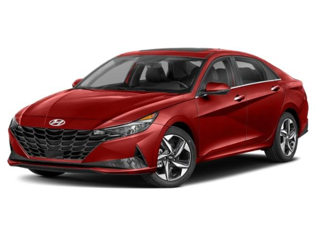 2021 Hyundai Elantra Limited Limited IVT SULEV *Ltd Avail* Regular Unleaded I-4 2.0 L/122 [28]