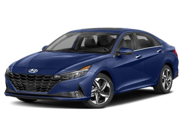 2021 Hyundai Elantra Limited Limited IVT SULEV *Ltd Avail* Regular Unleaded I-4 2.0 L/122 [26]