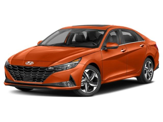 2021 Hyundai Elantra Limited Limited IVT SULEV *Ltd Avail* Regular Unleaded I-4 2.0 L/122 [30]