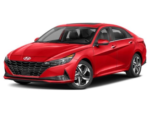 2021 Hyundai Elantra Limited Limited IVT SULEV *Ltd Avail* Regular Unleaded I-4 2.0 L/122 [21]