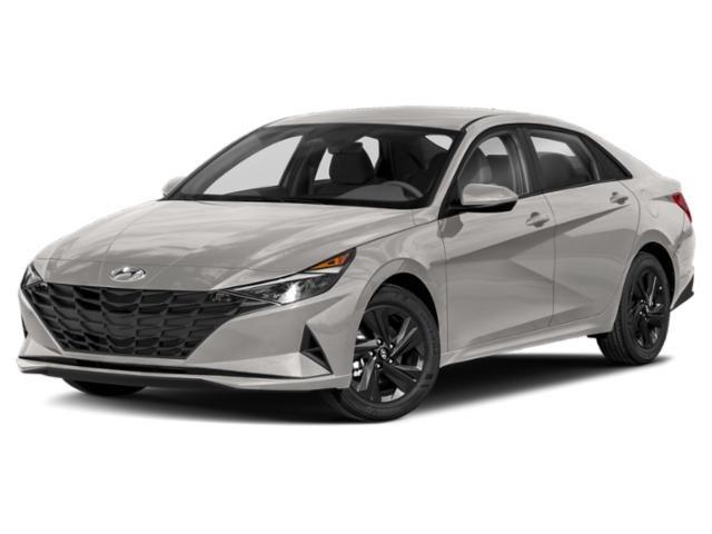 2021 Hyundai Elantra SEL SEL IVT SULEV *Ltd Avail* Regular Unleaded I-4 2.0 L/122 [12]