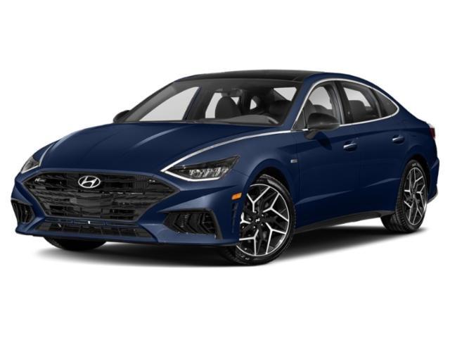 2021 Hyundai Sonata N Line N Line 2.5T Intercooled Turbo Regular Unleaded I-4 2.5 L/152 [5]