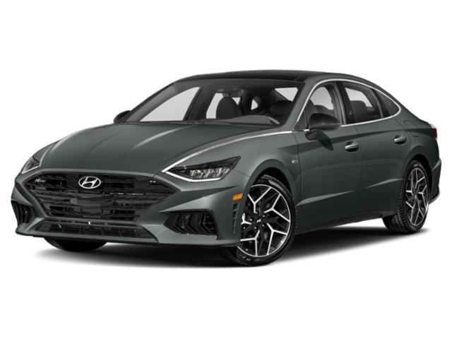 2021 Hyundai Sonata N Line N Line 2.5T Intercooled Turbo Regular Unleaded I-4 2.5 L/152 [25]