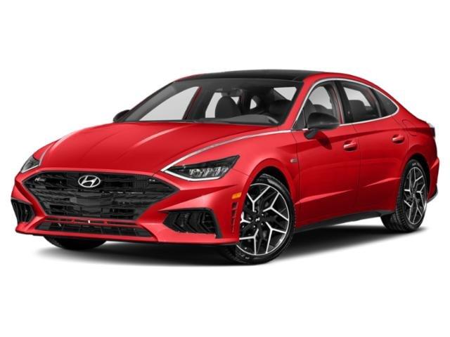 2021 Hyundai Sonata N Line N Line 2.5T Intercooled Turbo Regular Unleaded I-4 2.5 L/152 [6]