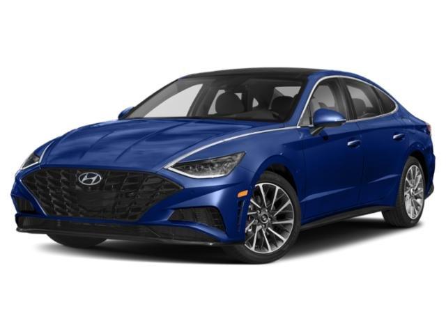 2021 Hyundai Sonata Limited Limited 1.6T Intercooled Turbo Regular Unleaded I-4 1.6 L/98 [8]