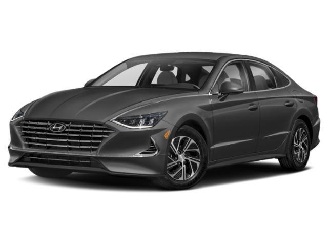2021 Hyundai Sonata Hybrid Blue Blue 2.0L Gas/Electric I-4 2.0 L/122 [9]