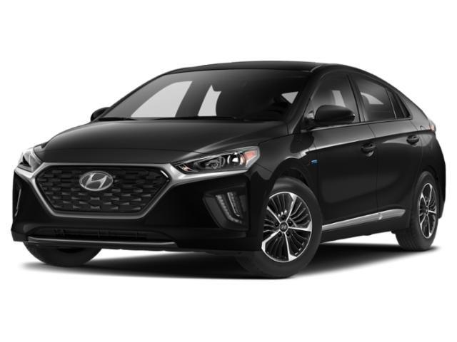 2021 Hyundai Ioniq Plug-In Hybrid Limited Limited Hatchback Gas/Electric I-4 1.6 L/96 [3]