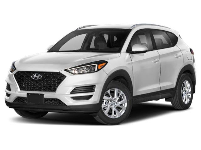 2021 Hyundai Tucson SE SE FWD Regular Unleaded I-4 2.0 L/122 [0]