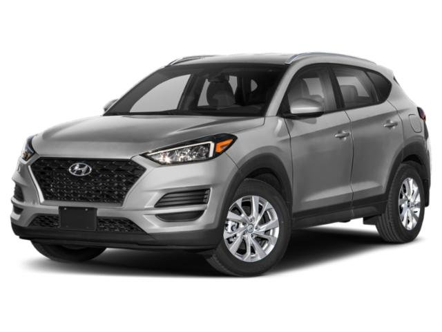 2021 Hyundai Tucson SE SE FWD Regular Unleaded I-4 2.0 L/122 [8]