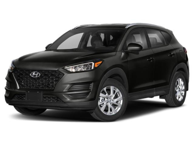 2021 Hyundai Tucson SE SE AWD Regular Unleaded I-4 2.0 L/122 [0]