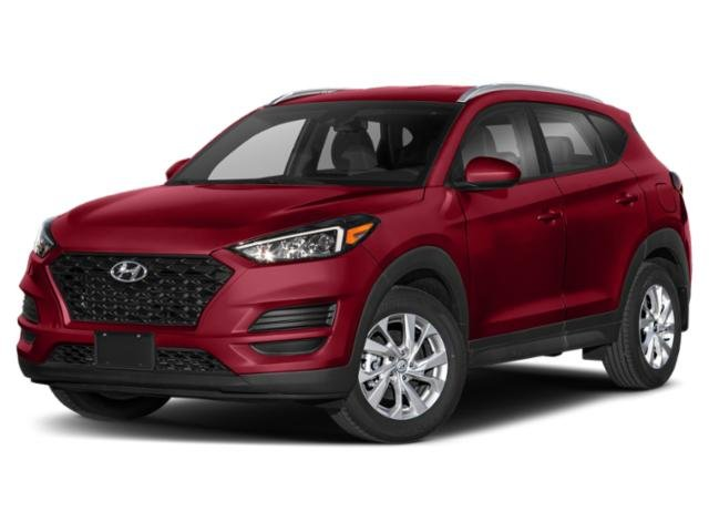 2021 Hyundai Tucson Value Value FWD Regular Unleaded I-4 2.0 L/122 [25]