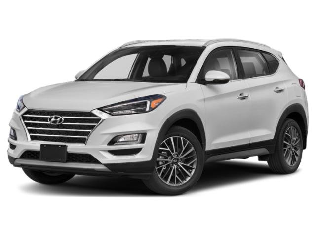 2021 Hyundai Tucson Limited Limited FWD Regular Unleaded I-4 2.4 L/144 [0]