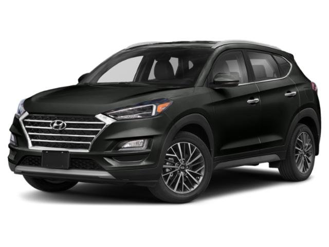 2021 Hyundai Tucson Limited Limited FWD Regular Unleaded I-4 2.4 L/144 [6]