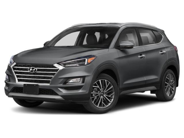 2021 Hyundai Tucson Limited Limited AWD Regular Unleaded I-4 2.4 L/144 [22]