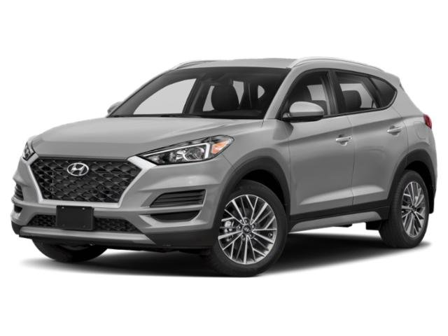 2021 Hyundai Tucson SEL SEL FWD Regular Unleaded I-4 2.4 L/144 [1]