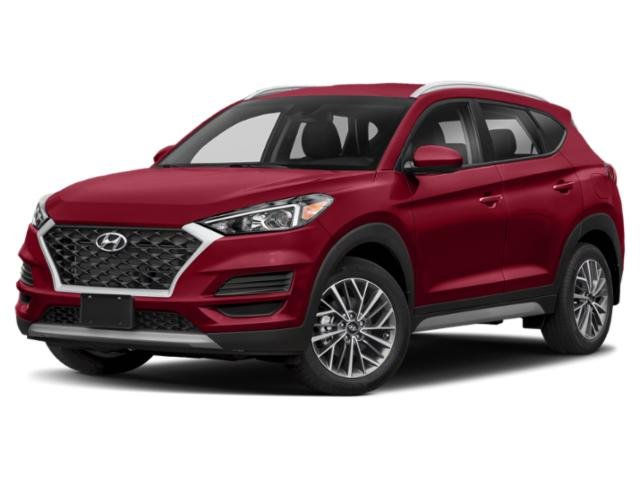 2021 Hyundai Tucson SEL SEL AWD Regular Unleaded I-4 2.4 L/144 [7]