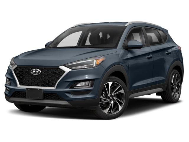 2021 Hyundai Tucson Sport Sport FWD Regular Unleaded I-4 2.4 L/144 [7]