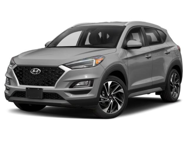 2021 Hyundai Tucson Sport Sport FWD Regular Unleaded I-4 2.4 L/144 [2]