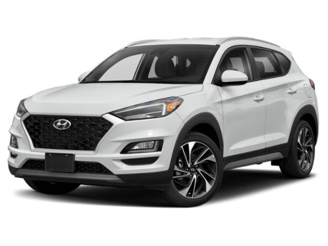 2021 Hyundai Tucson Sport Sport FWD Regular Unleaded I-4 2.4 L/144 [6]