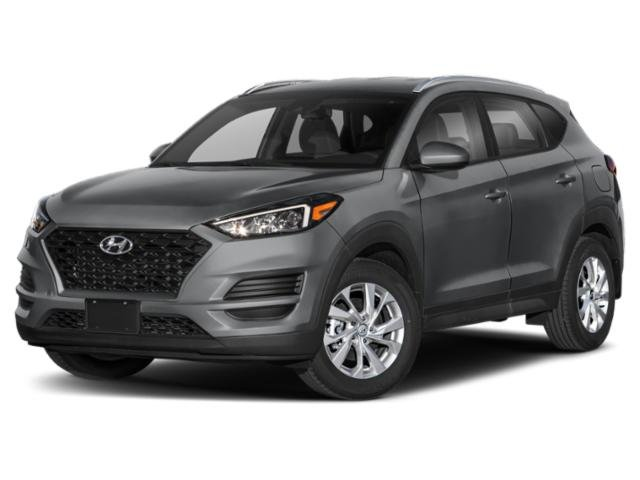 2021 Hyundai Tucson SE SE FWD Regular Unleaded I-4 2.0 L/122 [1]