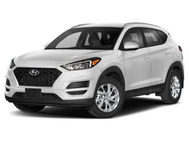2021 Hyundai Tucson SE SE FWD Regular Unleaded I-4 2.0 L/122 [2]