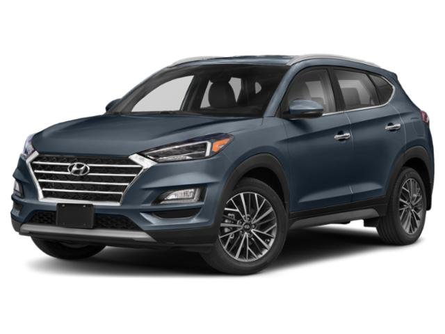 2021 Hyundai Tucson Limited Limited FWD Regular Unleaded I-4 2.4 L/144 [34]