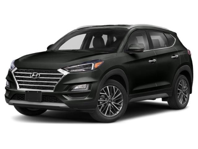 2021 Hyundai Tucson Limited Limited FWD Regular Unleaded I-4 2.4 L/144 [17]