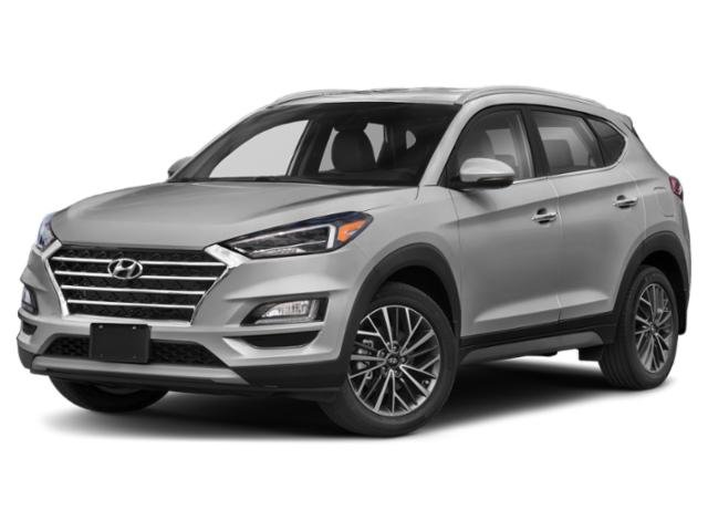 2021 Hyundai Tucson Limited Limited AWD Regular Unleaded I-4 2.4 L/144 [35]