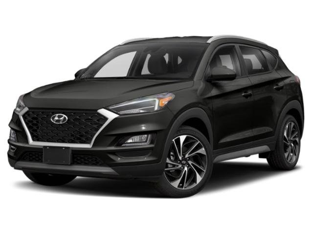 2021 Hyundai Tucson Sport Sport FWD Regular Unleaded I-4 2.4 L/144 [23]