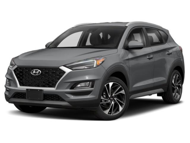 2021 Hyundai Tucson Sport Sport FWD Regular Unleaded I-4 2.4 L/144 [0]