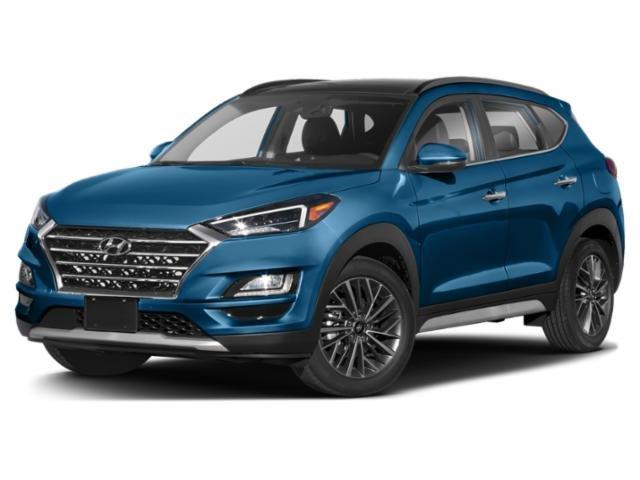 2021 Hyundai Tucson Ultimate Ultimate FWD Regular Unleaded I-4 2.4 L/144 [24]