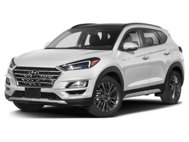 2021 Hyundai Tucson Ultimate Ultimate AWD Regular Unleaded I-4 2.4 L/144 [12]