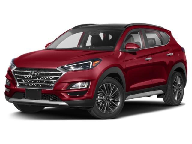 2021 Hyundai Tucson Ultimate Ultimate FWD Regular Unleaded I-4 2.4 L/144 [16]